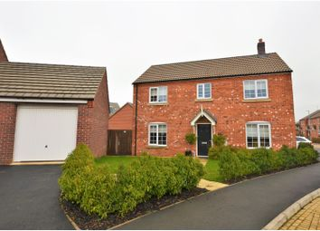 4 bed detached house for sale in The Furrows, Northampton NN3