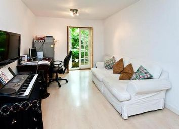 Thumbnail 1 bed flat to rent in Brook Drive, London