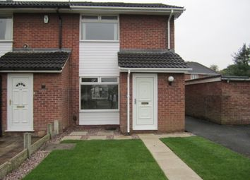 Thumbnail 2 bed terraced house to rent in Sarsfield Avenue, Lowton, Lowton, Cheshire