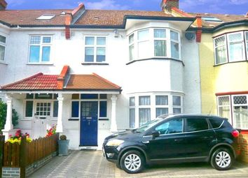 Thumbnail 3 bed terraced house to rent in Bingham Road, Addiscombe, Croydon