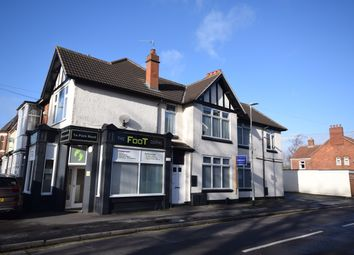 Thumbnail 3 bed flat for sale in Park Road, (x1 Commercial & X2 Flats), Coalville