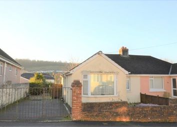Thumbnail 2 bed semi-detached bungalow for sale in Molesworth Road, Plympton, Plymouth, Devon