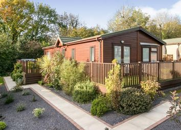 Thumbnail 2 bed mobile/park home for sale in Mertyn Downing Lane Mostyn, Holywell, Flintshire, North Wales