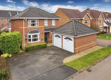 Thumbnail 4 bed detached house for sale in Westcroft Walk, Priorslee, Telford, Shropshire