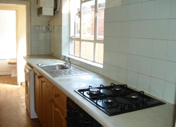 Thumbnail 3 bed terraced house to rent in Hopefield Road, Leicester
