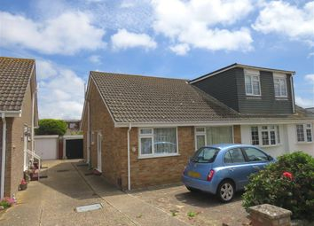 Hoddern Avenue, Peacehaven BN10. 2 bed semi-detached bungalow