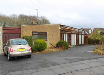Thumbnail 3 bed bungalow for sale in Longridge Crescent, Bolton