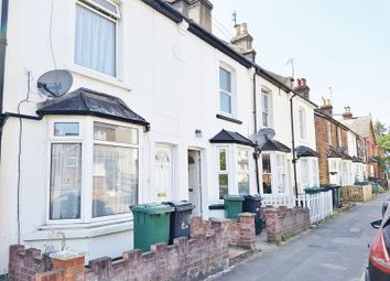 Thumbnail 3 bed terraced house to rent in Redstone Road, Redhill