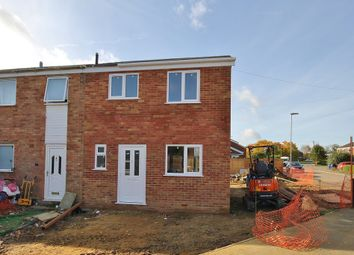 Thumbnail 3 bed end terrace house for sale in Stirling Road, St. Ives, Huntingdon