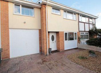 Thumbnail 4 bed semi-detached house for sale in Llys Padarn, Rhyl