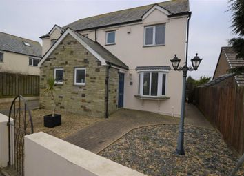 3 bed semi-detached house for sale in East Road, Quintrell Downs, Newquay, Cornwall TR8