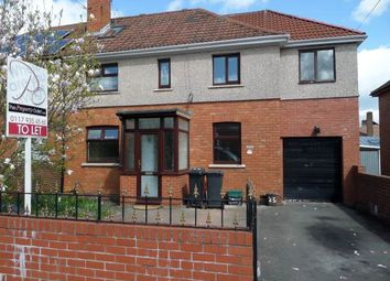 Thumbnail 7 bed semi-detached house to rent in Lockleaze Road, Horfield, Bristol