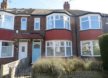 Thumbnail 2 bed terraced house for sale in Huntley Drive, Hull
