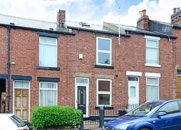 Thumbnail 2 bed terraced house to rent in Ashford Road, Sheffield