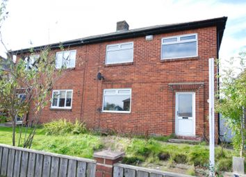 Thumbnail 4 bed semi-detached house for sale in Warkworth Drive, Wideopen, Newcastle Upon Tyne