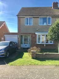 Thumbnail 3 bed semi-detached house to rent in Spring Gardens, Earls Barton