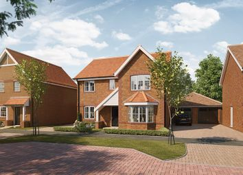 Thumbnail 4 bedroom detached house for sale in Crowell Road, Chinno, Chinnor