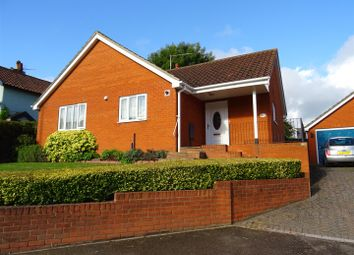 Thumbnail 3 bedroom detached bungalow for sale in Poplar Hill, Stowmarket