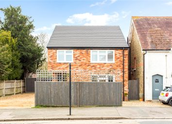 Thumbnail 3 bed detached house for sale in Limpsfield Road, South Croydon