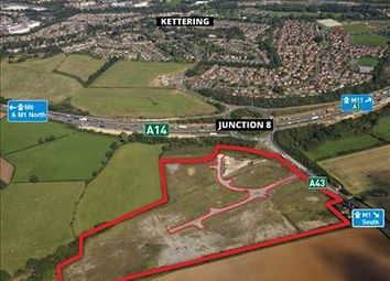 Thumbnail Commercial property for sale in Cransley Park, Junction 8, A14, Kettering, Northants