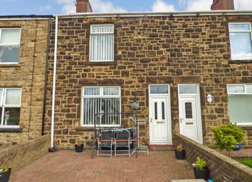 Thumbnail 2 bed terraced house to rent in Station Terrace, Consett