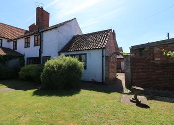 Thumbnail 2 bed cottage for sale in The Terrace, Church Street, Wragby, Market Rasen
