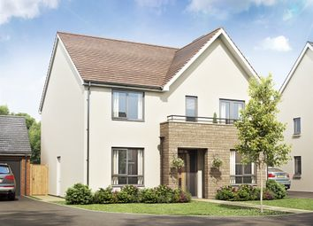Thumbnail 4 bed detached house for sale in The Mayne, Bramshall Meadows, Uttoxeter