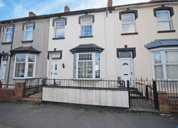 4 bed terraced house for sale in Spacious, Church Road, Newport NP19