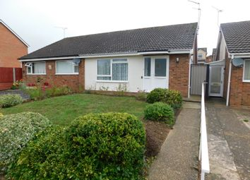 Thumbnail 2 bedroom semi-detached bungalow for sale in Downside, Stowmarket