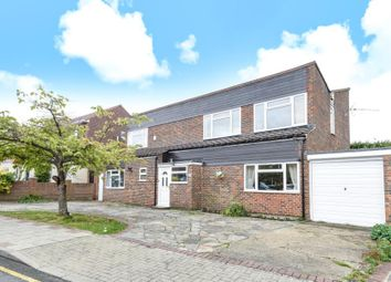 Thumbnail 4 bed detached house for sale in Mere Close, Orpington