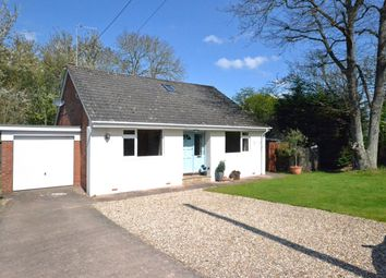 Thumbnail 3 bed detached bungalow for sale in Aylesbeare, Exeter, Devon