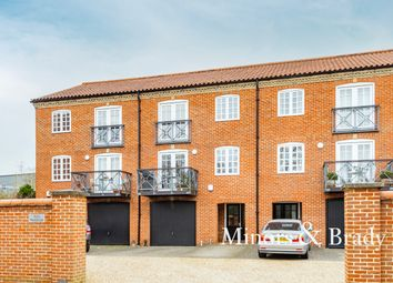 Thumbnail 4 bed terraced house for sale in Bracondale Millgate, Norwich