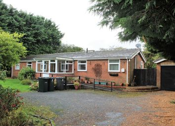 Thumbnail 3 bed detached bungalow for sale in Ulceby Cross, Ulceby, Alford