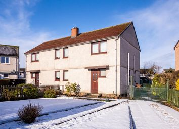 Thumbnail 3 bed semi-detached house for sale in Strathesk Grove, Penicuik