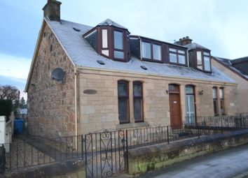 Thumbnail 3 bedroom semi-detached house to rent in Burnhead Road, Larbert