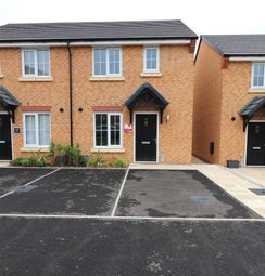 Thumbnail 3 bed semi-detached house for sale in Mellors Field Close, Sandbach