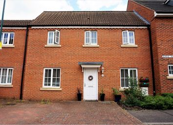 Thumbnail 3 bedroom terraced house for sale in Deer Valley Road, Peterborough