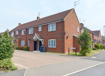 Thumbnail 1 bedroom flat for sale in Rose Court, Yaxley, Peterborough, Cambridgeshire.