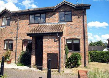 Thumbnail 2 bed terraced house to rent in Mallard Close, Ash, Aldershot
