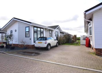 Thumbnail 2 bed mobile/park home for sale in The Oaks, Battlesbridge, Wickford, Essex