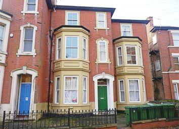 Thumbnail 2 bedroom flat to rent in Burns Street, Nottingham