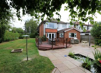 Thumbnail 5 bed detached house for sale in Waterloo Road, Bramhall, Stockport, Greater Manchester