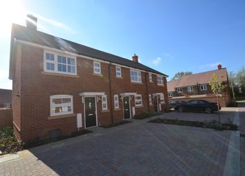 Thumbnail End terrace house to rent in Plough Lane, Petersfield