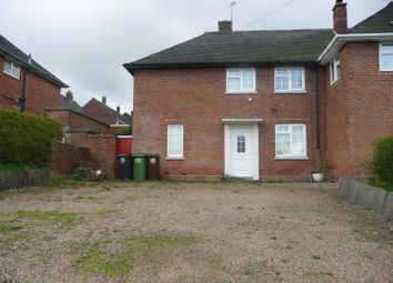 Thumbnail 3 bed semi-detached house to rent in Warstones Drive, Wolverhampton