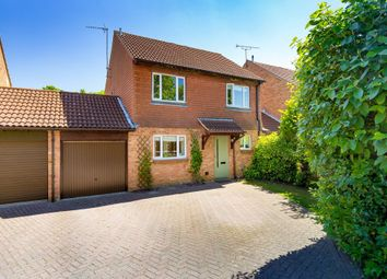 Thumbnail 4 bed detached house for sale in Birchall Wood, Welwyn Garden City