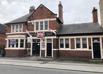 Thumbnail Pub/bar for sale in Sportsman Inn, Pitt Street, Wombwell, Barnsley, South Yorkshire