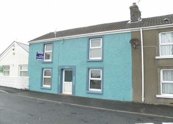 Thumbnail 2 bed property to rent in Elkington Road, Burry Port, Carmarthenshire