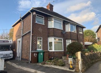 2 bed semi-detached house for sale in Hadbury Road, New Basford, Nottingham, Nottinghamshire NG5