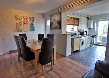 Thumbnail 2 bed terraced house for sale in St Peters Avenue, Lincoln
