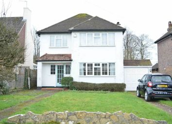Thumbnail 3 bed detached house to rent in Warren Hill, Epsom